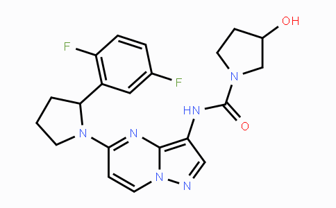 MC455468 | 1223403-58-4 | Larotrectinib