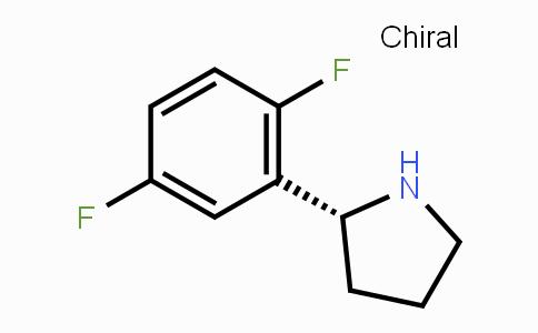MC455469 | 1218935-59-1 | 2-(2,5-二氟苯基)吡咯烷
