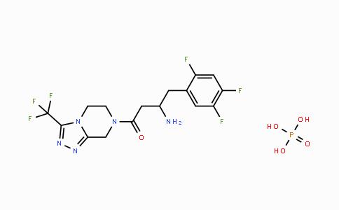 MC455473 | 654671-78-0 | 磷酸西他列汀