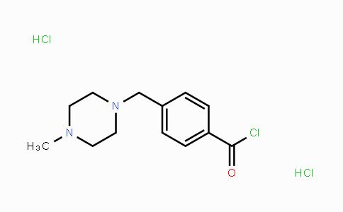MC455477 | 106261-64-7 | 4-(4-Methylpiperazinylmethyl)benzoyl chloride dihydrochloride