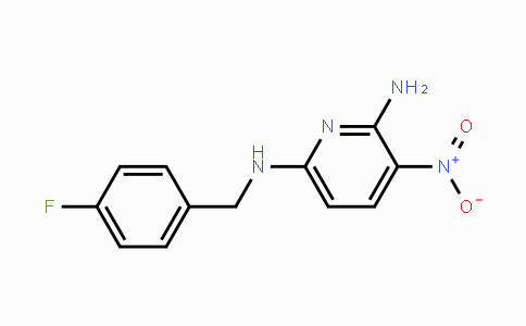 MC455481 | 33400-49-6 | N6-[(4-fluorophenyl)methyl]-3-nitropyridine-2,6-diamine