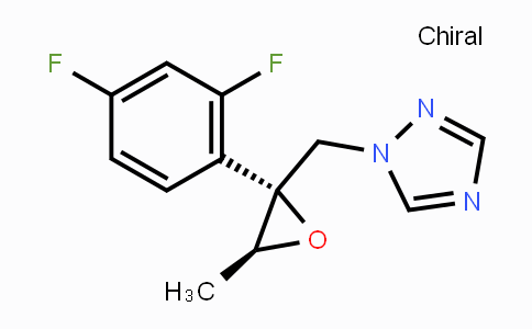 127000-90-2 | 1-(((2R,3S)-2-(2,4-Difluorophenyl)-3-methyloxiran-2-yl)methyl)-1H-1,2,4-triazole