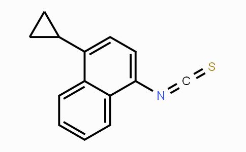 DY455502 | 878671-95-5 | 1-Cyclopropyl-4-isothiocyanatonaphthalene