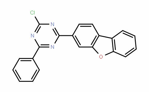 MC455506 | 2142681-84-1 | 2-Chloro-4-(dibenzo[b,d]furan-3-yl)-6-phenyl-1,3,5-triazine