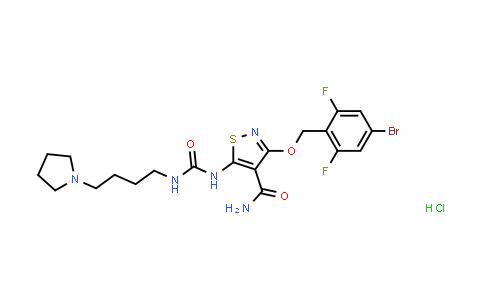 252003-71-7 | CP-547632 hydrochloride