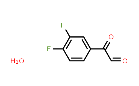 79784-34-2 | 3,4-Difluorophenylglyoxal hydrate