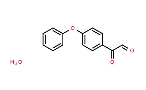 92254-55-2 | 4-Phenoxyphenylglyoxal hydrate
