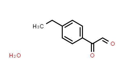 1171381-90-0   4-Ethylphenylglyoxal hydrate