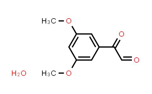 188199-78-2 | 3,5-Dimethoxyphenylglyoxal hydrate