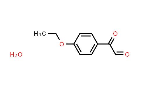 1189873-72-0   4-Ethoxyphenylglyoxal hydrate