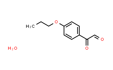99433-68-8 | 4-n-Propoxyphenylglyoxal hydrate