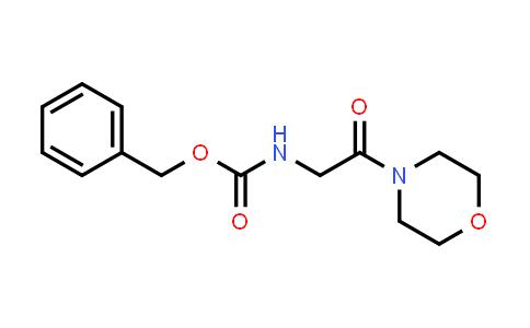 MC455593 | 56414-76-7 | (2-Morpholin-4-yl-2-oxo-ethyl)-carbamic acid benzyl ester