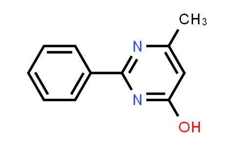 13514-79-9 | 6-Methyl-2-phenylpyrimidin-4-ol