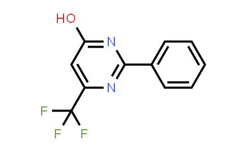158715-14-1 | 4-Hydroxy-2-phenyl-6-(trifluoromethyl)pyrimidine