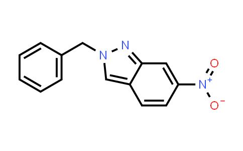 88369-83-9 | 2-Benzyl-6-nitro-2H-indazole