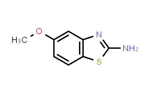 MC455621   54346-87-1   5-Methoxy-benzothiazol-2-ylamine