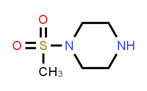 55276-43-2 | 1-Methanesulfonyl-piperazine