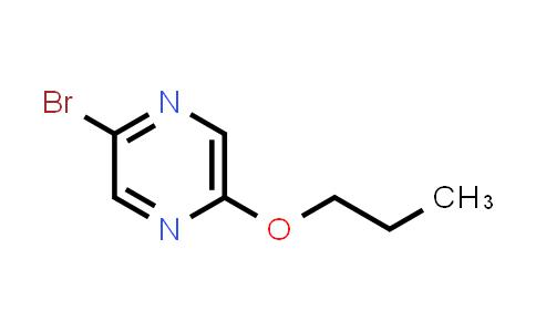 959238-40-5 | 2-Bromo-5-propoxypyrazine