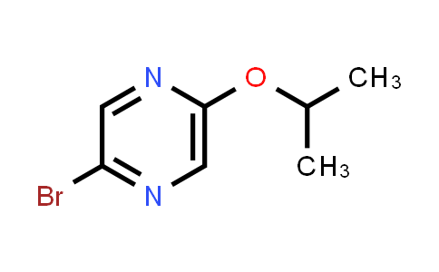 959238-74-5 | 2-Bromo-5-isopropoxypyrazine