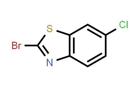 3507-17-3 | 2-Bromo-6-chloro-benzothiazole