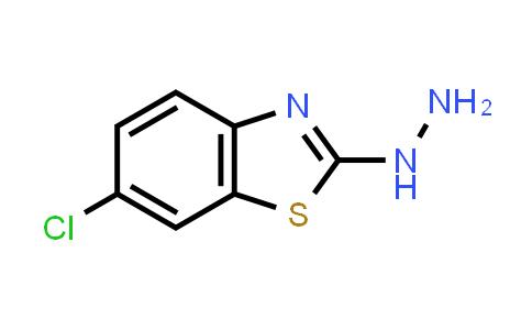 51011-54-2   (6-Chloro-benzothiazol-2-yl)-hydrazine