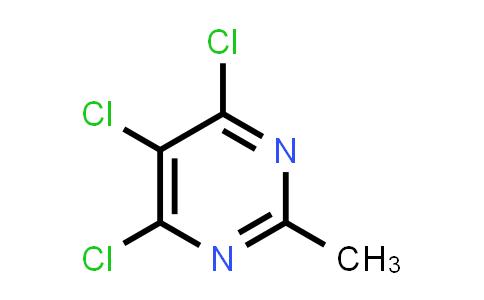 1780-28-5   4,5,6-Trichloro-2-methyl-pyrimidine