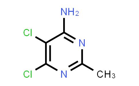 28969-57-5 | 5,6-Dichloro-2-methyl-pyrimidin-4-ylamine
