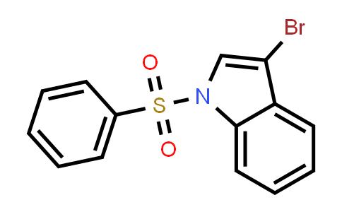 99655-68-2   1-Benzenesulfonyl-3-bromo-1H-indole