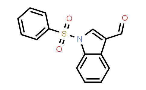 80360-20-9 | 1-Benzenesulfonyl-1H-indole-3-carbaldehyde
