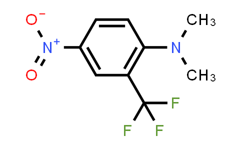 54672-09-2 | Dimethyl-(4-nitro-2-trifluoromethyl-phenyl)-amine