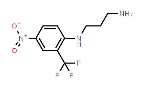 MC455702 | 381241-12-9 | N1-(4-Nitro-2-trifluoromethyl-phenyl)-propane-1,3-diamine