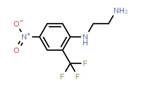 347355-57-1 | N1-(4-Nitro-2-trifluoromethyl-phenyl)-ethane-1,2-diamine