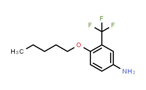 MC455706 | 832099-33-9 | 4-Pentyloxy-3-trifluoromethyl-phenylamine