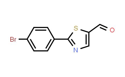 914348-78-0 | 2-(4-Bromophenyl)thiazole-5-carbaldehyde
