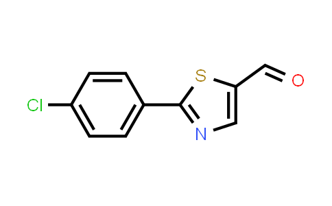 721920-84-9   2-(4-Chlorophenyl)thiazole-5-carbaldehyde
