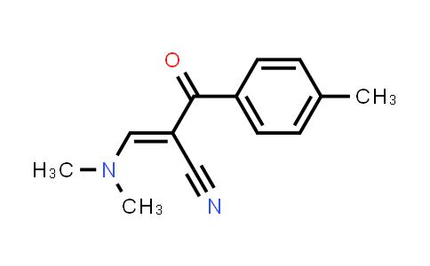 96232-41-6   2-[(Dimethylamino)methylene]-3-(4-methylphenyl)-3-oxo-propanenitrile