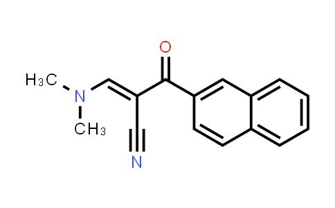 96219-81-7   2-[(Dimethylamino)methylene]-3-(2-naphthyl)-3-oxo-propanenitrile
