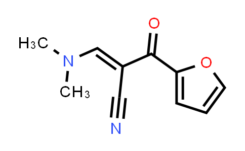 52200-21-2 | 2-[(Dimethylamino)methylene]-3-(2-furyl)-3-oxo-propanenitrile