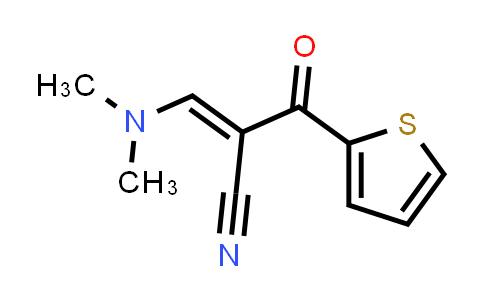 MC455757 | 52200-22-3 | 2-[(Dimethylamino)methylene]-3-oxo-3-(2-thienyl)propanenitrile