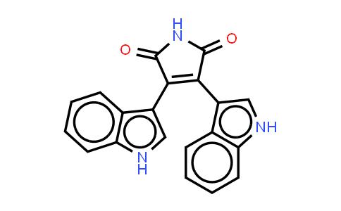 119139-23-0 | 3,4-Bis(3-indolyl)maleimide (Arcyriarubin A)