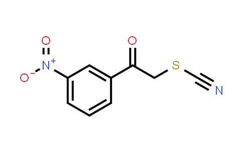 6097-22-9   3-Nitrophenacyl thiocyanate