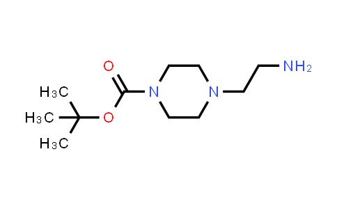192130-34-0 | 4-(2-Aminoethyl)piperazine-1-carboxylic acid tert-butyl ester