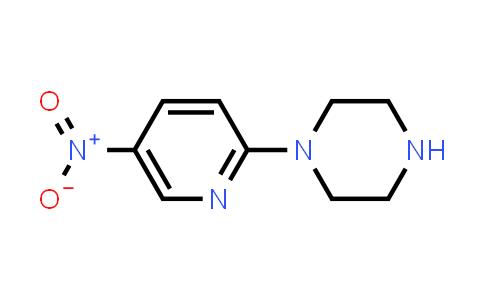 82205-58-1 | 1-(5-Nitropyridin-2-yl)piperazine
