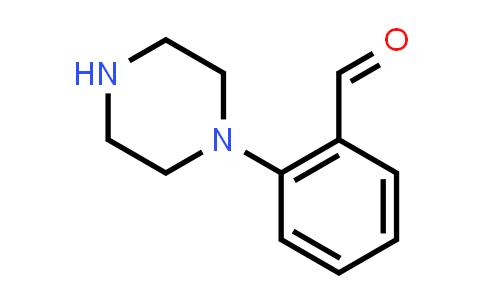 736991-52-9   2-Piperazin-1-yl-benzaldehyde