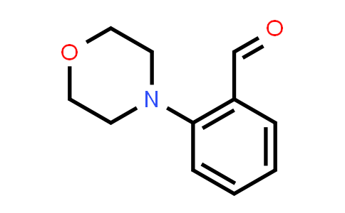 58028-76-5 | 2-Morpholin-4-yl-benzaldehyde