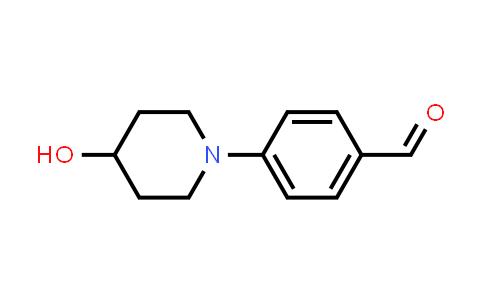 79421-44-6 | 4-(4-Hydroxypiperidin-1-yl)benzaldehyde