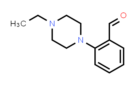 MC455793 | 865203-79-8 | 2-(4-Ethylpiperazin-1-yl)benzaldehyde