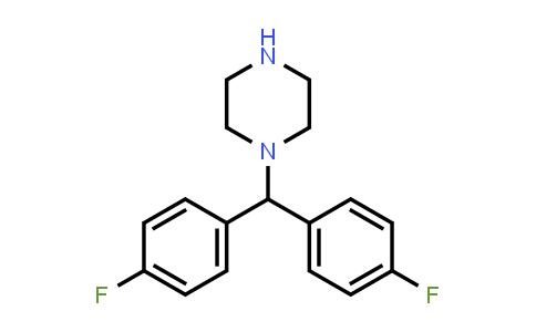 27469-60-9   1-[Bis-(4-fluorophenyl)methyl]piperazine