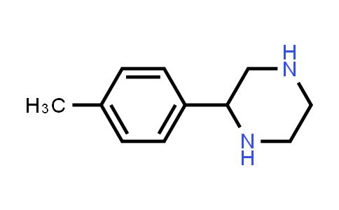 65709-31-1   2-(4-Methylphenyl)piperazine
