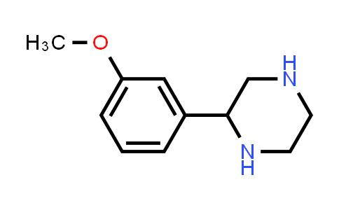 790164-75-9   2-(3-Methoxyphenyl)piperazine